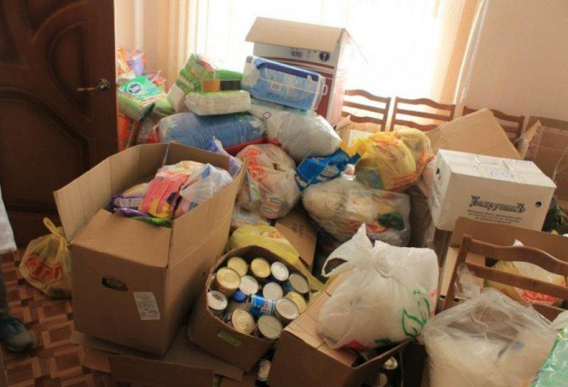 помощь гражданам Украины, прибывшим из Донецкой и Луганской областей